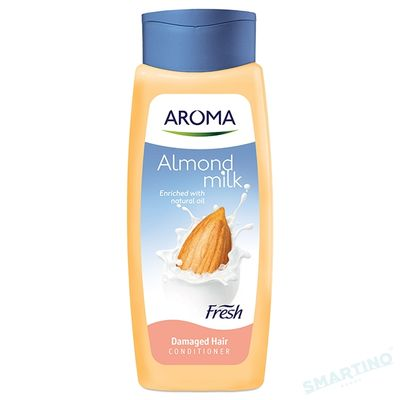 Balsam pentru par AROMA FRESH Almond Milk 400ml
