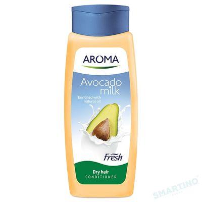 Balsam pentru par AROMA FRESH Avocado Milk 400ml