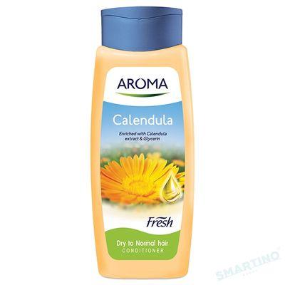 Balsam pentru par AROMA FRESH Calendula 400ml