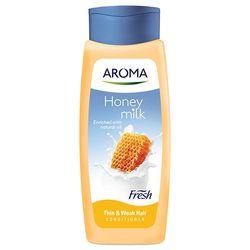 Balsam pentru par AROMA FRESH Honey Milk 400ml