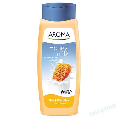 Balsam pentru par AROMA FRESH Honey Milk 400ml