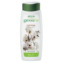 Crema de dus GREEN LINE Cotton 400ml