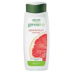 Крем для душа GREEN LINE Grapefruit 400мл