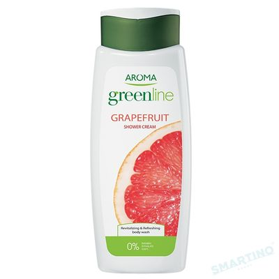 Crema de dus GREEN LINE Grapefruit 400ml