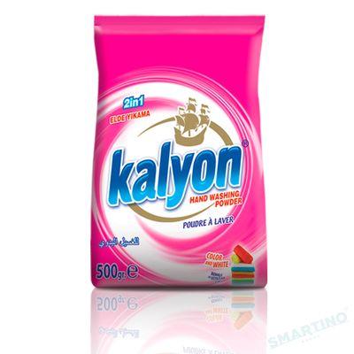 KALYON стиральный порошок для ручной стирки 500гр