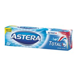 Зубная паста ASTERA ACTIV + Total fresh mint 100мл