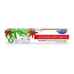 Pasta de dinti Astera Homeopathica Whitening 75 ml