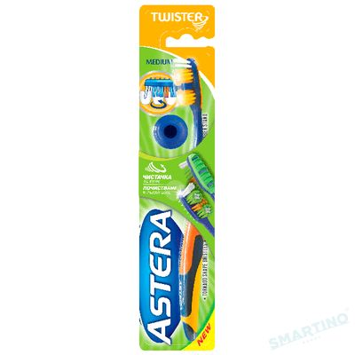 Periuta de dinti ASTERA Twister