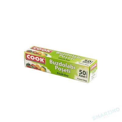 COOK Punga frigorifica alimentara 20cm*30cm 50 buc