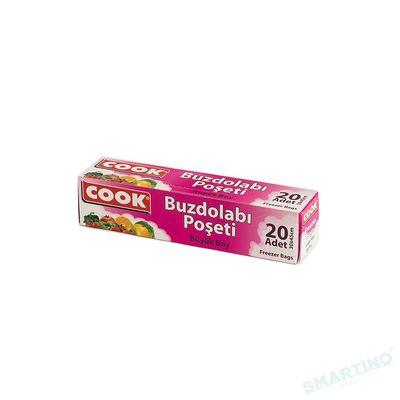COOK Punga frigorifica alimentara 30cm*45cm 20 buc