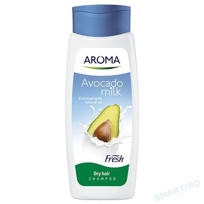 Sampon AROMA FRESH Avocado Milk 400ml
