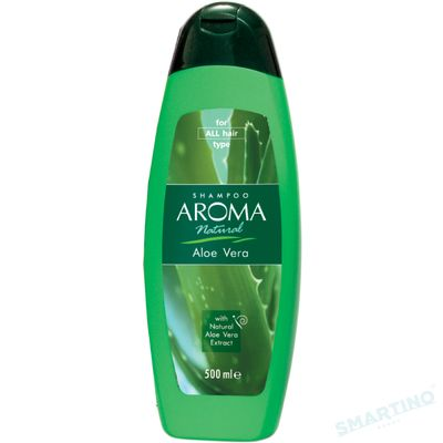 Sampon AROMA NATURAL Aloe Vera 500ml