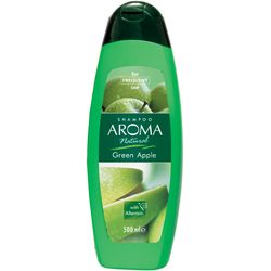 Sampon AROMA NATURAL Green Apple 500ml