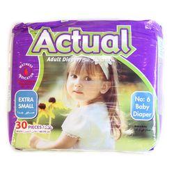 Scutece Adult Actual Double XS 30
