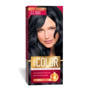 Vopsea pentru par AROMA Color 1.1 (blue-black) 45 ml