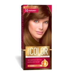Vopsea pentru par AROMA Color 14 (caramel) 45 ml