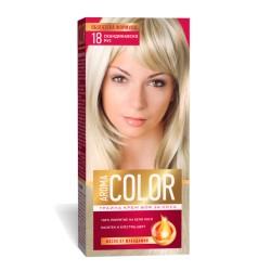Vopsea pentru par AROMA Color 19 (blond platinum) 45 ml