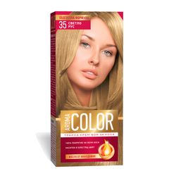 Vopsea pentru par AROMA Color 35 (blond deschis)  45 ml