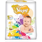 Scutece New Sleepy Jumbo 2 Mini