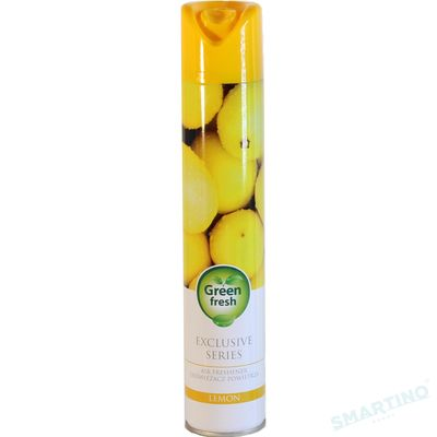 Air Freshener 400ml GREEN FRESH Lemon