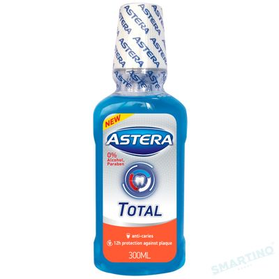 Apa de gura ASTERA Active +Total 300ml