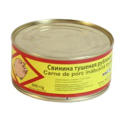 Carne inabusita tocata MISPOL de porc 300 gr