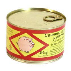 Carne inabusita tocata MISPOL de porc 400 gr cheie