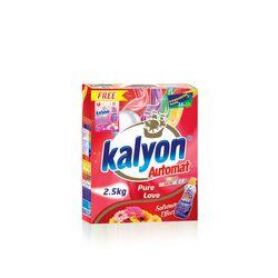 KALYON Detergent rufe 2.5kg Automat Colour Pure Love