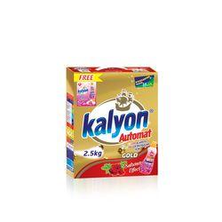KALYON Detergent rufe 2.5kg Automat White&Colour Gold
