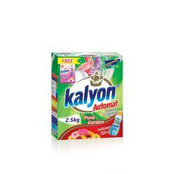 KALYON Detergent rufe 2.5kg Automat White&Colour Pure Garden
