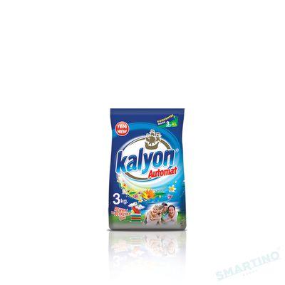 KALYON Detergent rufe 3kg Automat Snow White Mountain Breeze