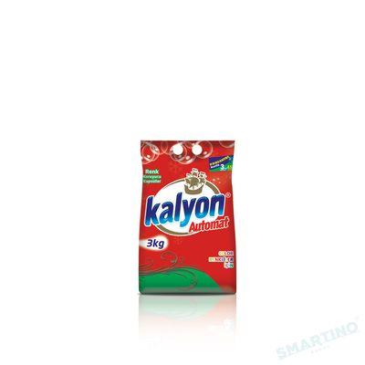 KALYON Detergent rufe 3kg Automat Colour Pure Love