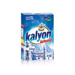 KALYON Detergent rufe 5kg Automat Snow White Mountain Breeze
