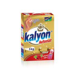 KALYON Detergent rufe 5kg Automat White&Colour Gold