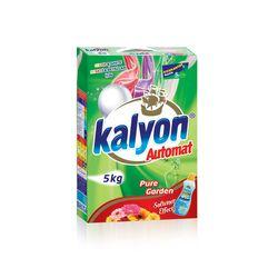 KALYON Detergent rufe 5kg Automat White&Colour Pure Garden