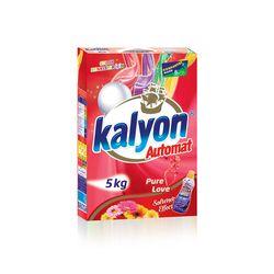 KALYON Detergent rufe 5kg Automat Colour Pure Love