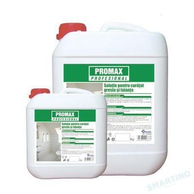 Promax - Solutie gresie si faianta 5L Mov