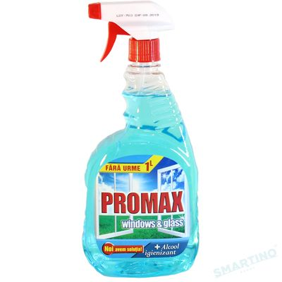 Promax - Solutie curatat geamuri 1L Fresh