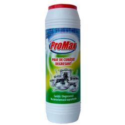 Promax praf parfumat de curatat 500g Alb