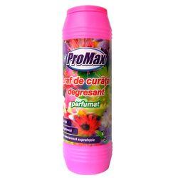 Promax praf parfumat de curatat 500g Roz