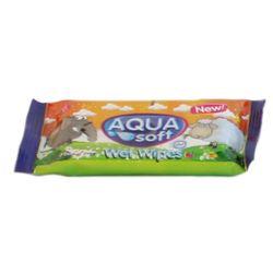 Servetele umede de buzunar ELA Kids  15 buc