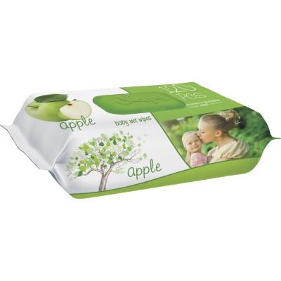 Servetele umede SLEEPY 120 Apple