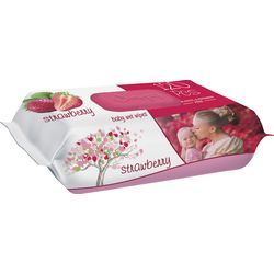 Servetele umede SLEEPY 120 Strawberry