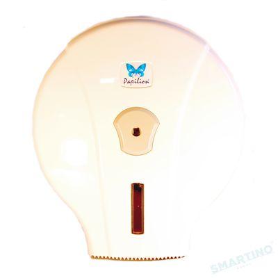 Dispenser petru hîrtie igienică Jumbo White Papilion