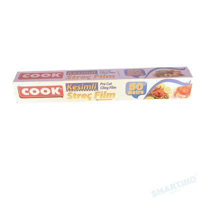COOK Peliculă alimentara pretăiată 30cm*10m