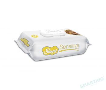 Cadou Servetele umede SLEEPY 70 Sensitive