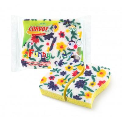 Burete Magic Clean Premium Funny Celulosa 2buc/set