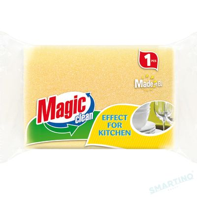 Burete Magic Clean pentru vase cu canelura 1buc