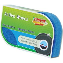 Губка  Magic Clean Premium Active Waves