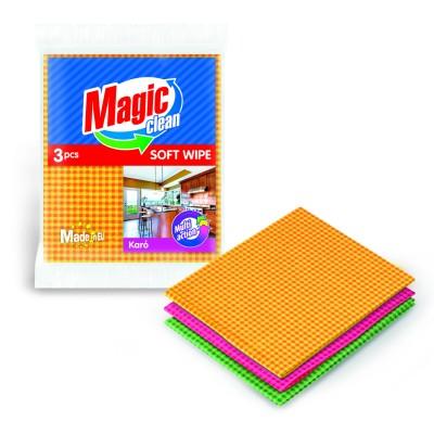 Laveta Magic Clean universala 32*38см 3buc/set